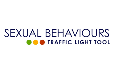 Traffic Light Tool (teaching sexual behaviors)